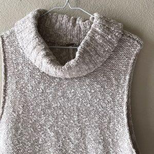 Free People Medium Sweater Turtleneck